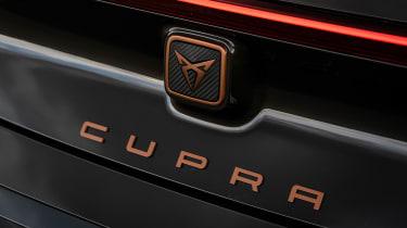 Cupra Born - rear badge