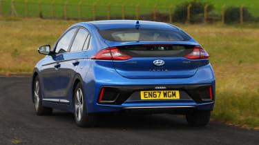 Hyundai Ioniq Plug-in - rear