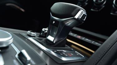 Audi R8 RWS - transmission