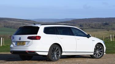 Volkswagen Passat GTE - rear static