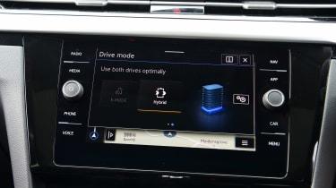 Volkswagen Arteon eHybrid - screen