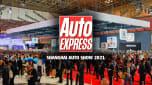 Shanghai Auto Show 2021 - Main