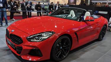 BMW Z4 - Paris - Front