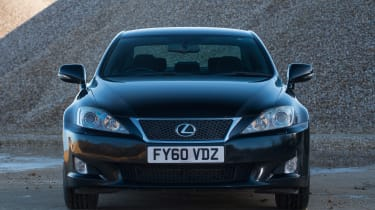 Used Lexus IS - full front