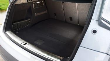 Audi Q5 - boot