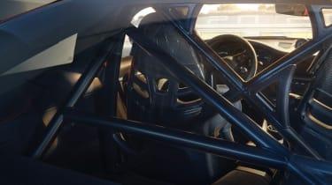 Porsche 911 GT3 - cage