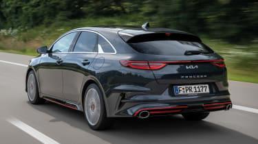 Kia Proceed facelift - rear