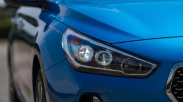 Hyundai i30 Tourer - front profile