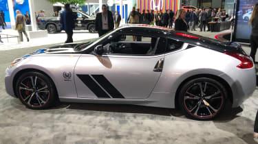 Nissan 370Z - LA Motor Show