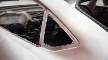 David Brown Automotive Speedback rear pillar