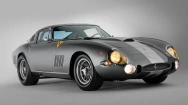 Ferrari 275 GTB/C Speciale front