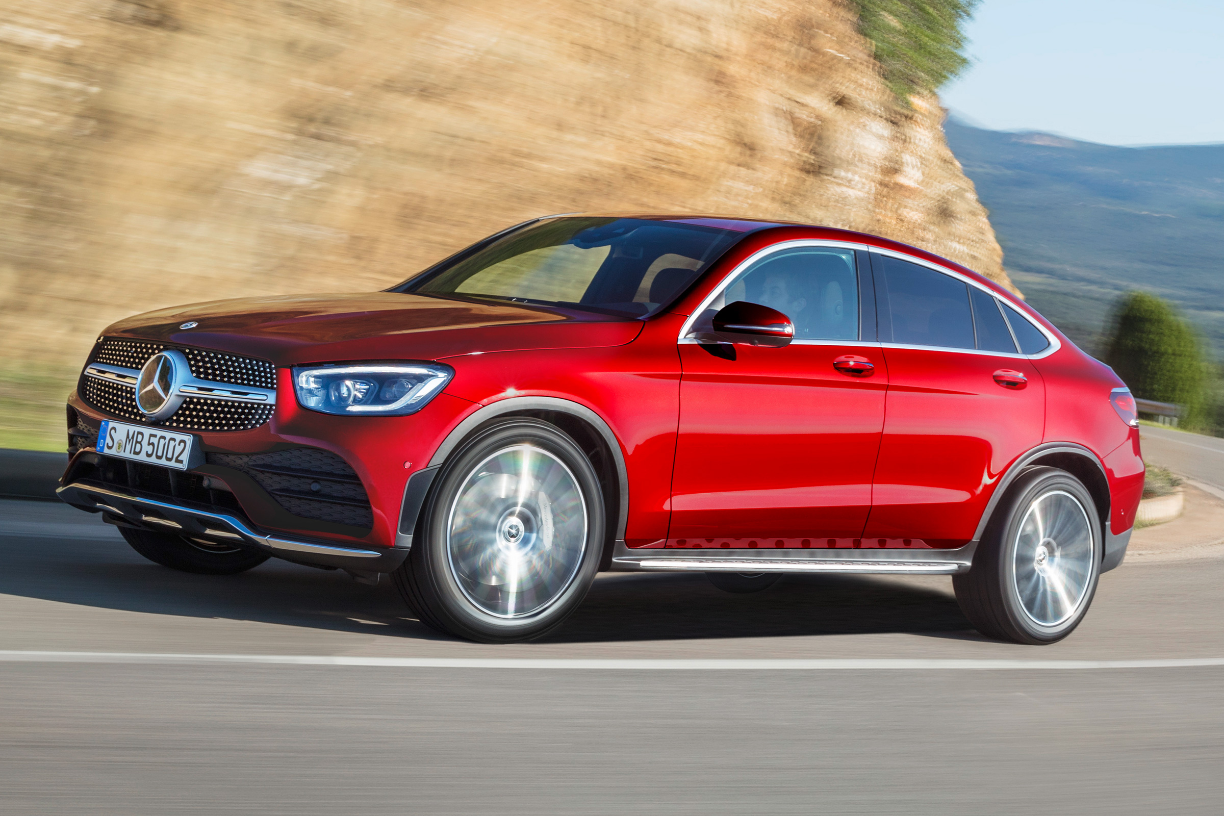 Facelifted 2019 Mercedes GLC Coupe prices confirmed   Auto ...
