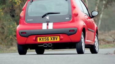 Peugeot 107 Sport XS