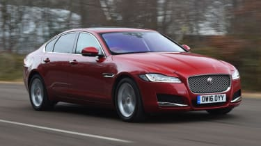 Jaguar XF Long-Term Test - teaser