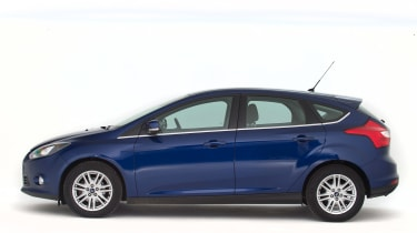 Used Mk3 Ford Focus - side