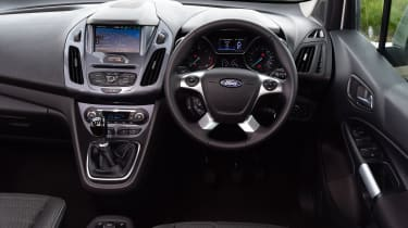 Ford Tourneo Connect 2016 - interior