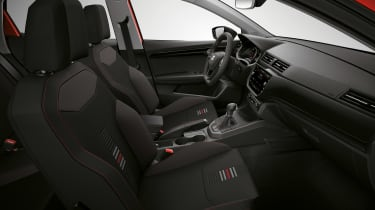 New SEAT Ibiza - interior