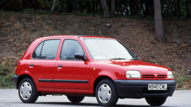 British classics - Nissan Micra