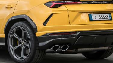 Lamborghini Urus - rear detail