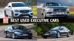 Best used executive cars - header