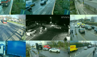 Accident Hotspot CCTV