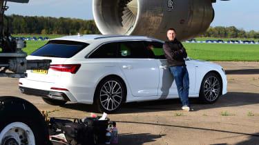 Audi A6 avant long termer