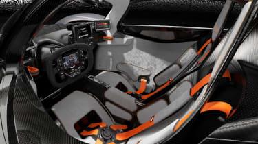 Aston Martin Valkyrie Spirit - interior