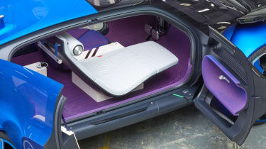 Citroen 19_19 Concept - seat
