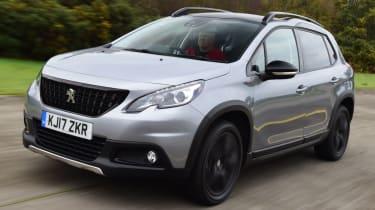 Peugeot 2008 - Front Motion