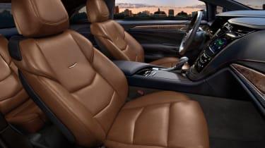 Cadillac ELR seats