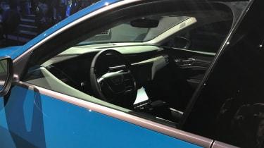 Audi e-tron - reveal interior