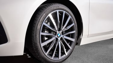 New BMW 1 Series 2019 wheel