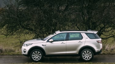 Land Rover Discovery Sport MY2107 - side