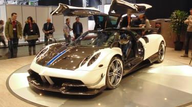 Geneva Motor Show 2016 - Pagani Huayra BC