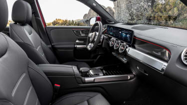 Mercedes-AMG GLB 35 - cabin