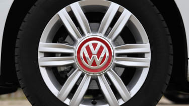 Volkswagen up! - wheel
