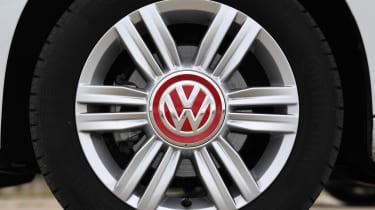 Volkswagen up! - wheel