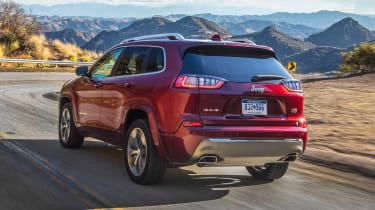 Jeep Cherokee - rear