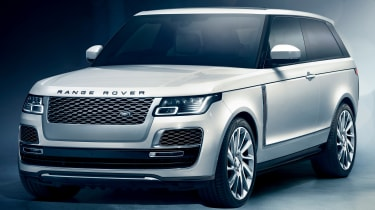 Range Rover SV Coupe - front