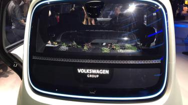 Volkswagen Sedric show - rear detail