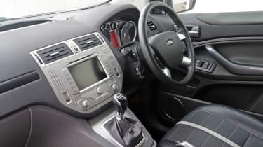 Used Ford Kuga - interior