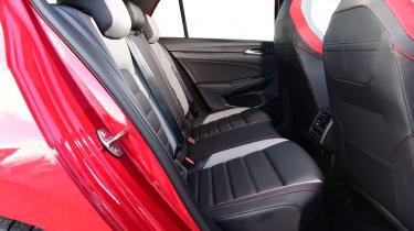 Volkswagen Golf GTI - rear seats