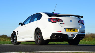 Vauxhall VXR8 GTS - rear static