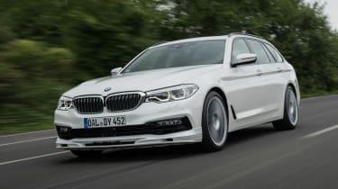 BMW Alpina D5 S Touring - front