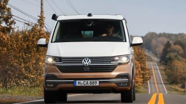 Volkswagen California T6.1 - full front