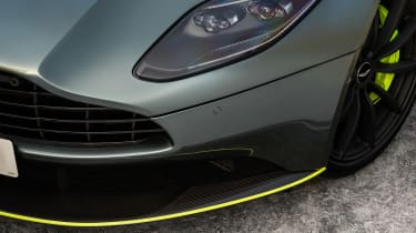 Aston Martin DB11 AMR - front light
