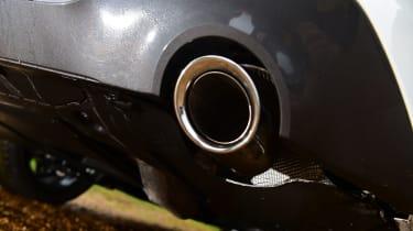 BMW 3 Series long termer - first report exhaust