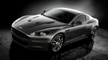 Aston Martin DBS Ultimate Coupe