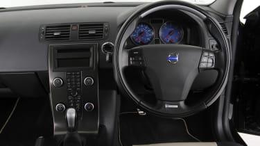 Used Volvo S40 - dash