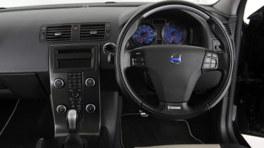 Used Volvo S40 - dash